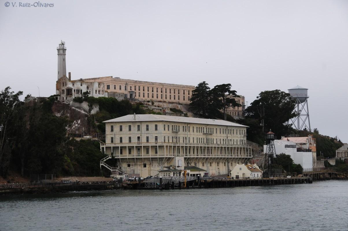 La Prision De Alcatraz besides Una Visita A La Isla De Alcatraz additionally La Isla Prision De Alcatraz likewise San Francisco Area California also La Famosa Lombard Street San Francisco. on una visita a la isla de alcatraz